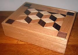 Quilt Block Keepsake Box