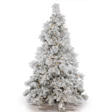 15Ft Flocked Alberta Christmas Tree 339 Pine Cones PVC Tips 3200 Clear Lights
