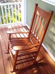 Stickley Rocking Chair Plans by Amazon Com Build Your Own Mission Rocking Chair Plan U2013 American