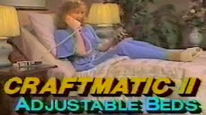 1987 commercial craftmatic ii adjustable beds free pierre
