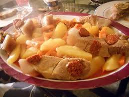 cuisiner la rouelle de porc recette de rouelle de porc au chorizo et legumes