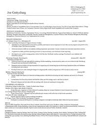 Epic Sample Resume For Lecturer In Computer Science With Spm English