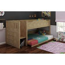 Bay Street Jade Low Bunk Bed Linc s Toddler Bed