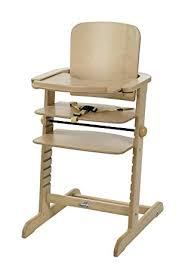 geuther chaise haute geuther chaise haute bois naturel family 2335 na amazon fr