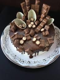 thementorte ferrero kinder torte selber machen rezept