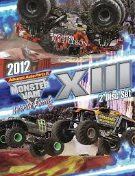 Monster Jam World Finals XIII: Amazon.co.uk: DVD & Blu-ray