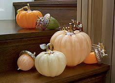 Blown Glass Pumpkins Boston by Large Trio Of Pumpkins I Drew Hine Art Glass Sculpture Artful
