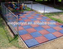playground mats lowes black rubber mat price rubber tile pu binder