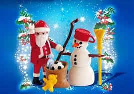 maison du pere noel playmobil acheter playmobil 4890 duo père noël et bonhomme de neige joubec