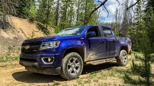 100 Badass Diesel Trucks Tested Chevrolet Colorado 4WD Z71 Truck Outside Online