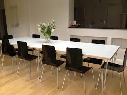 nice dining room table sets wood dining table in 10 seater dining