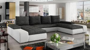 u form ecksofa sofa wohnlandschaft marino bettkasten schlaffunktion farbe wählbar