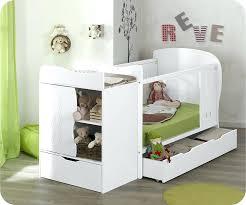 meuble rangement chambre bébé lit enfant avec rangement lit enfant contemporain avec rangement