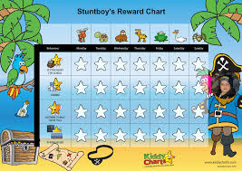 Free Reward Charts for Kids