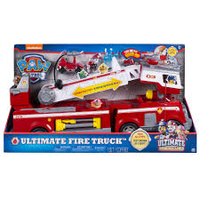 PAW Patrol Ultimate Fire Truck : Target Buddy L Fire Truck Engine Sturditoy Toysrus Big Toys Creative Criminals Kids Large Toy Lights Sound Water Pump Fighters Hape For Sale And Van Tonka Titans Big W Fire Engine Toy Compare Prices At Nextag Riverpoint Ford F550 Xlt Dual Rear Wheel Crewcab Brush Learn Sizes With Trucks _ Blippi Smallest To Biggest Tomica 41 Morita Fire Engine Type Cdi Tomy Diecast Car Ebay Vtech Toot Drivers John Lewis Partners