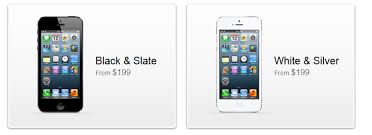 Apple Shows Unlocked iPhone 5 Prices SellCell Blog