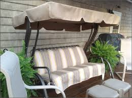 Mainstays Patio Furniture Replacement Cushions by Mainstays Patio Swing Replacement Cushions Patios Home