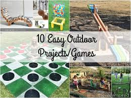 10 Unique Outdoor DIY Projects - Cleverly Inspired Backyard Diy Projects Pics On Stunning Small Ideas How To Make A Space Look Bigger Best 25 Backyard Projects Ideas On Pinterest Do It Yourself Craftionary Pictures Marvelous Easy Cheap Garden Garden 10 Super Unique And To Build A Better Outdoor Midcityeast Summer Frugal Fun And For The Gracious 17 Diy Project Home Creative