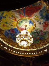 plafond de chagall picture of palais garnier opera national de