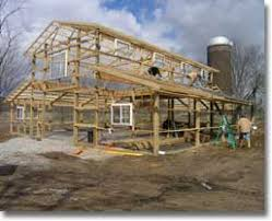 find a builder professional pole barn builders