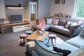 meine wohnzimmer deko im möbelhaus schaumann