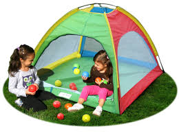 Twin Bed Tent Topper by Gigatent Ball Pit Playhouse Kids Play Tent U0026 Reviews Wayfair