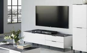 cary lowboard wohnzimmer weiß marmor günstig möbel küchen büromöbel kaufen froschkönig24