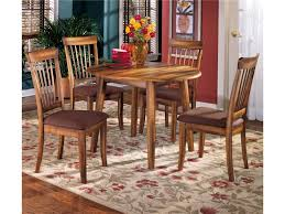 Ashley Furniture Berringer5 Piece Drop Leaf Table Side Chair Set