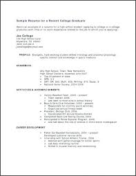 Skills And Experience Examples On Resume Sample For Work