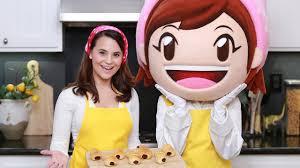 Nerdy Nummies Halloween Cupcakes by Cooking Mama Chocolate Cornets Nerdy Nummies Youtube