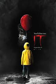 IT 2017 Movie Poster Stephen King