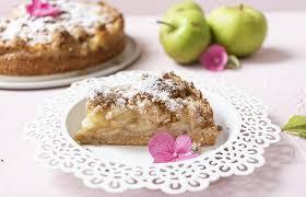 apfel vanille streuselkuchen low carb zuckerfrei low