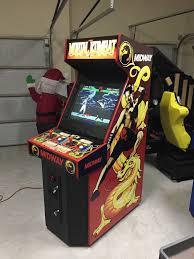 Mortal Kombat Arcade Cabinet Specs by Jp U0027s Mortal Kombat Restore Klov Vaps Coin Op Videogame Pinball