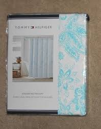 Tommy Hilfiger Curtains Mission Paisley by Home U0026 Garden Shower Curtains Find Tommy Hilfiger Products