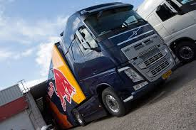 100 Redbull Truck In The Heart Of Red Bull KTM Ajo Moto3 The Workshop KTM BLOG