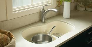 Kohler Farm Sink Protector by Smart Divide Kitchen Sinks Kohler