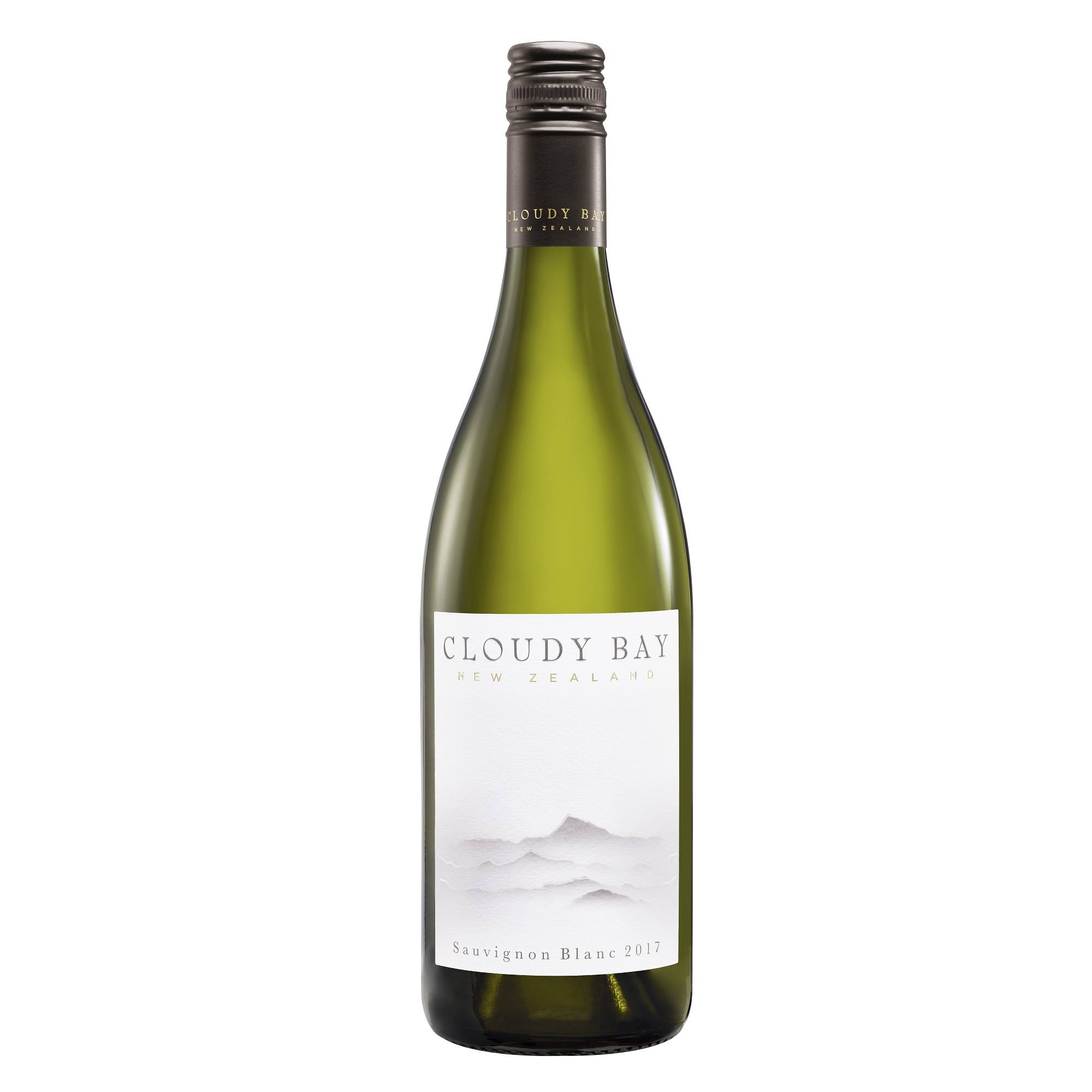 Cloudy Bay Sauvignon Blanc, Marlborough, 2018 - 750 ml