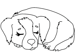 Real Dog Coloring Pages Printable Me Realistic