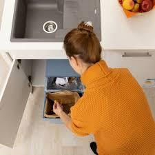 haushalt müllsystem unterschrank einbaumülleimer küche