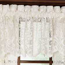Pennys Curtains Valances by Hopewell Lace Balloon Shade And Valances