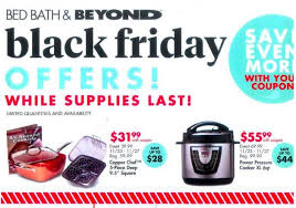 Bed Bath Beyond Pressure Cooker by Bed Bath U0026 Beyond Black Friday Ad 2017 Money Saving Mom