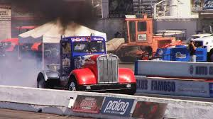 MODIFIED SEMI TRUCK DRAG RACING - YouTube Jet Semi Truck Stock Photos Images Alamy Toyotas Hydrogen Smokes Class 8 Diesel In Drag Race Video Amazing Trucks Racing Youtube How Fast Is A Supercharged Toyota Tundra The With Hillclimb 1400 Hp And 5800 Nm Racetruck Powerslide No Trucks Race Racing Gd Drag Semi Tractor Big Rig Fire Flames This V16powered Is The Faest Big Thing At Bonneville In Canada Involves Rolling Coal 71 Tons Of Onaway Speedway Home Pdf Semitrucks 1950s A Photo Gallery Full Online