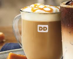 Large Pumpkin Iced Coffee Dunkin Donuts by Drinks Dunkin U0027 Donuts