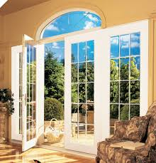 Outswinging French Patio Doors by In The Argentine Style With A Wide Classic French Door