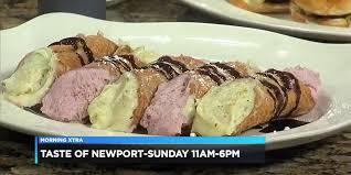 Recipes Pompilios Restaurant Celebrates Taste Of Newport