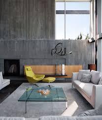 100 E Cobb Architects Inc Graham House Modern Living Room