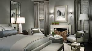 Cool Grey Bedroom Decorating Ideas Sophisticated Natural Look Photos Gray