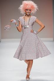 betsey johnson fall 2012 ready to wear collection vogue