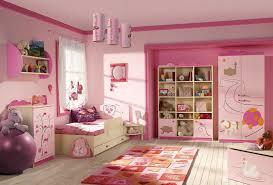 Bedroom Purple Floral Wallpaper Beside Glass Window Corner Pink Hearth Love Shape Decal Brown Bed