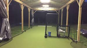 Pin By Matt Snyder On Covered Batting Cage Or Bocce Court Pavilion ... Best Dimeions For A Baseball Batting Cage Backyard Cages With Pitching Machine Home Outdoor Decoration Building Seball Field Daddy Made This Logans Sports Themed Fortress Ultimate Net Package World Jugs Sports Softball Frames 27 Ply Hdpe Multiple Youtube Lflitesmball Dealer Installer Long Academy Artificial Turf Grass Project Tuffgrass 916 741 How To Use The Most Benefit